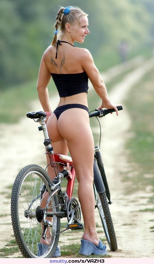 hijab muslim girl plays pussy com Ass, Bicycle, Bike, Butt, Cyclerotica, Outdoor, Outdoors, Yesplease