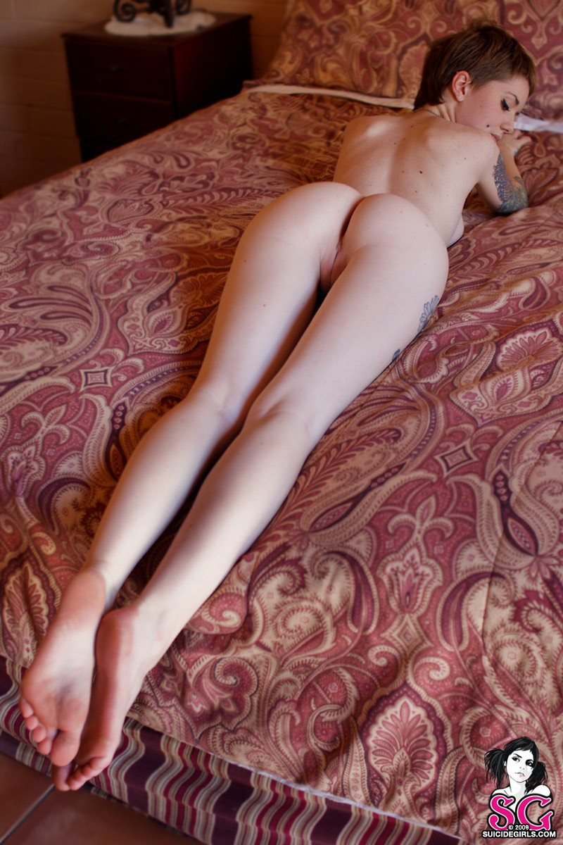hairy pussy anal videos and porn movies pornmd #July from #SuicideGirls #redhead #naturalredhead #shorthair #glasses #cute #tattoo #ass #back