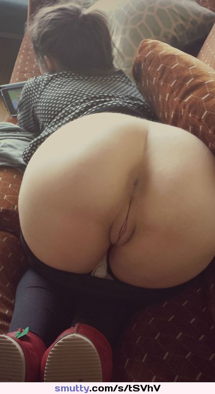 horny milf pegging hard husband tight ass licking fingering submission